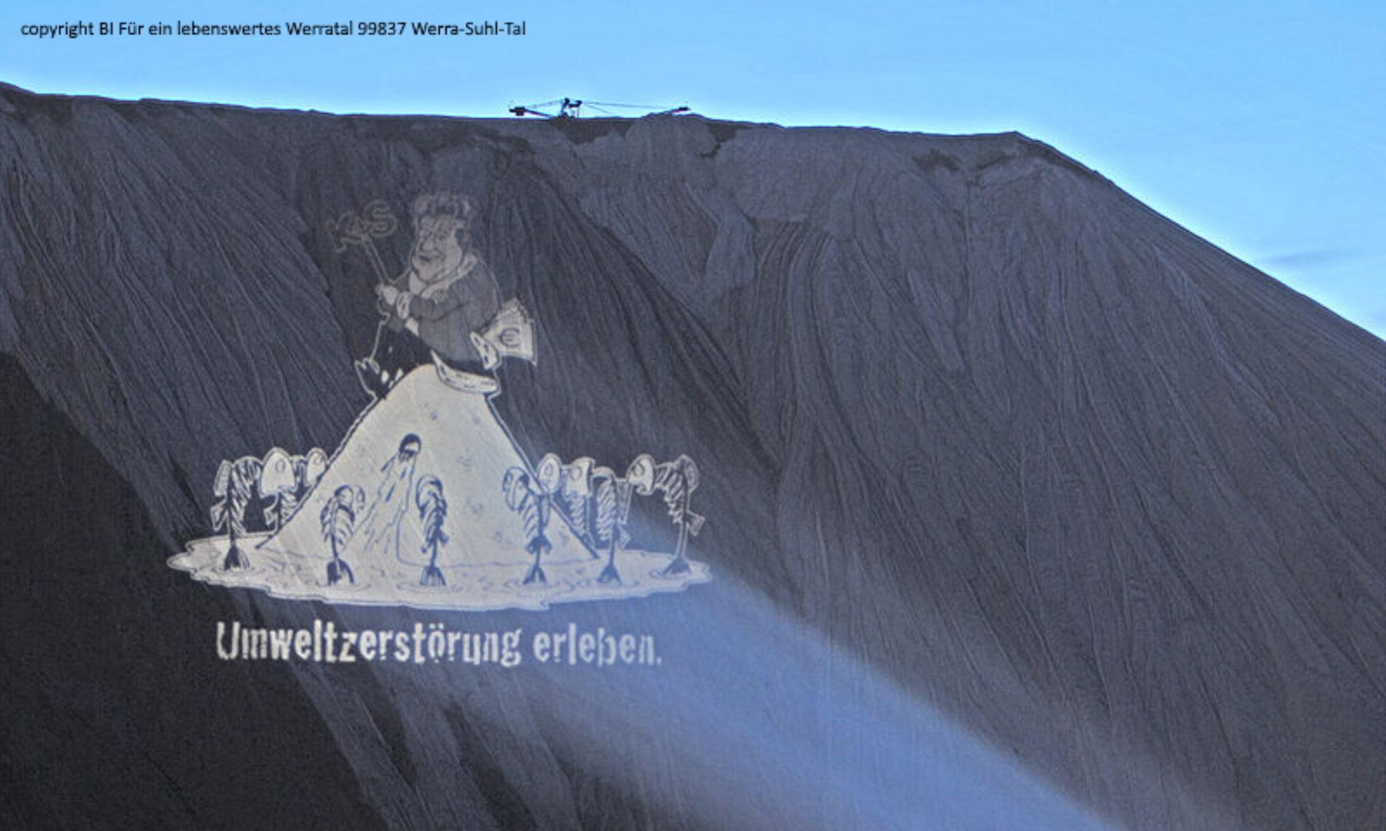 Der Salzblog - Werra und Weser