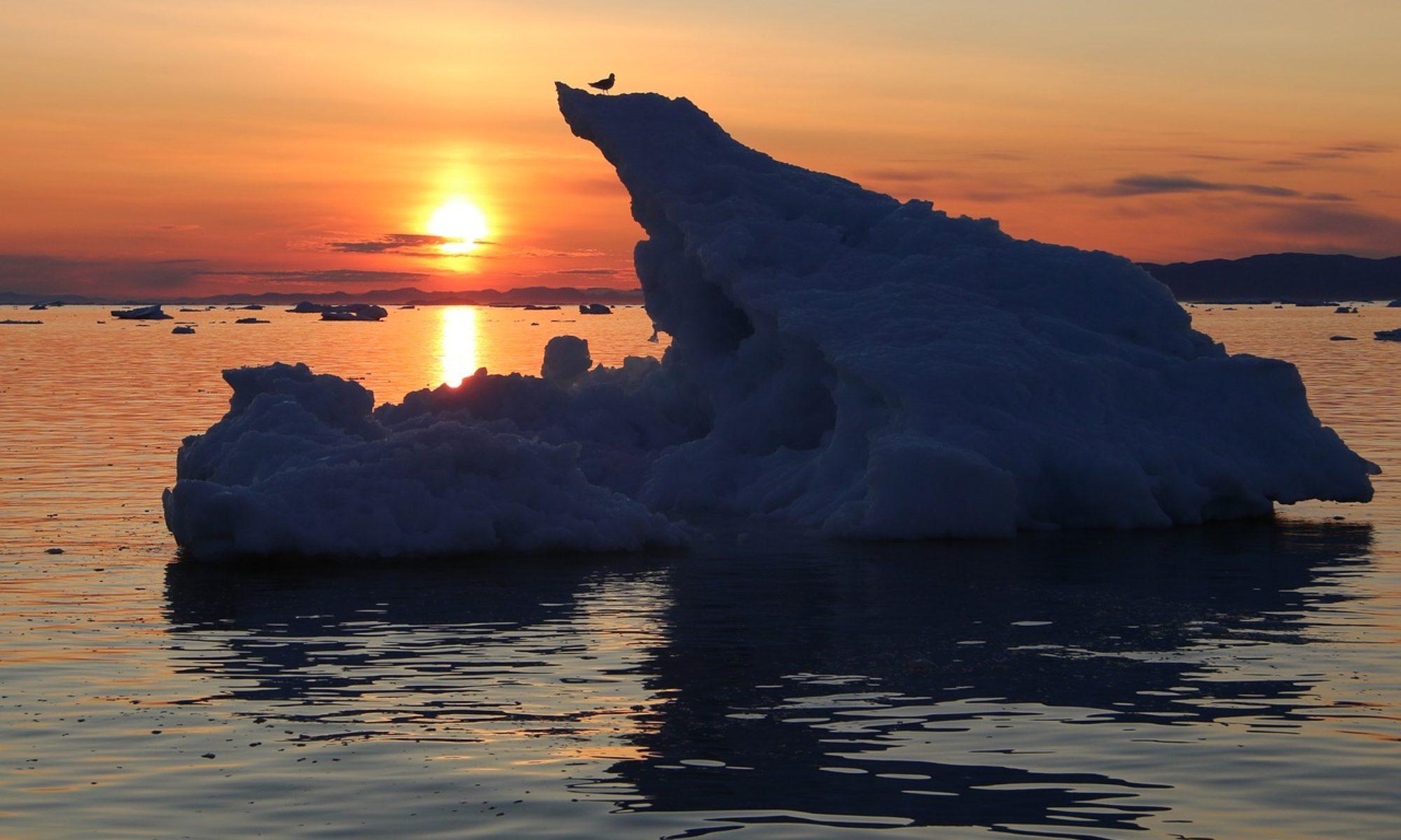 Der Salzblog - Grönlandeis für Gerstungen